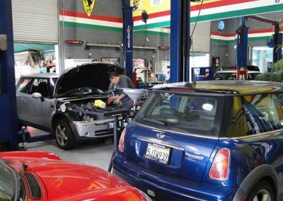 Mini Cooper Mechanic Service