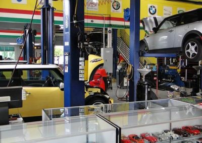 Mini Cooper Service Repair and Diagnostics in San Diego